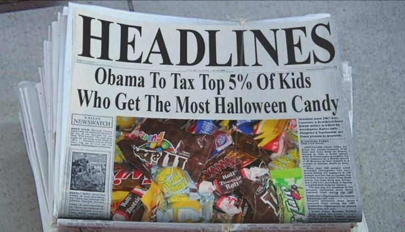 Obama candy