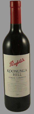 Penfolds shiraz cab