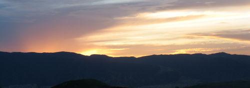 Sunset 01-20-2009