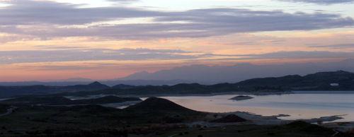 Sunset 01-20-09 2