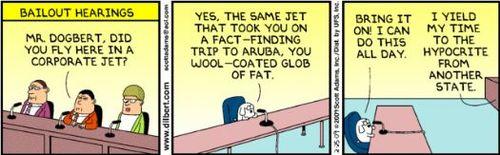 Dilbert-bailout