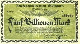 Four-billion-mark-bill