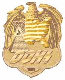 Homeland security badge