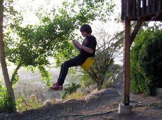 Swing leap 1