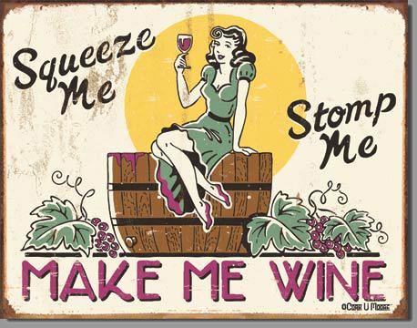 Wine stomp