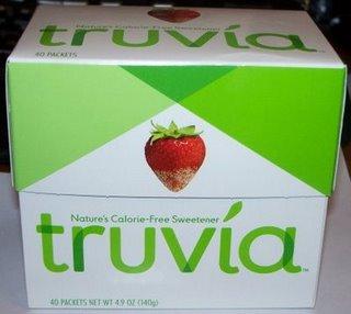 Truvia box