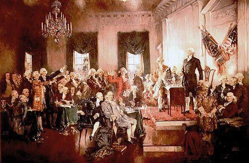 Constitution signers