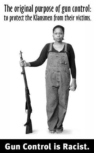 Gun control racist