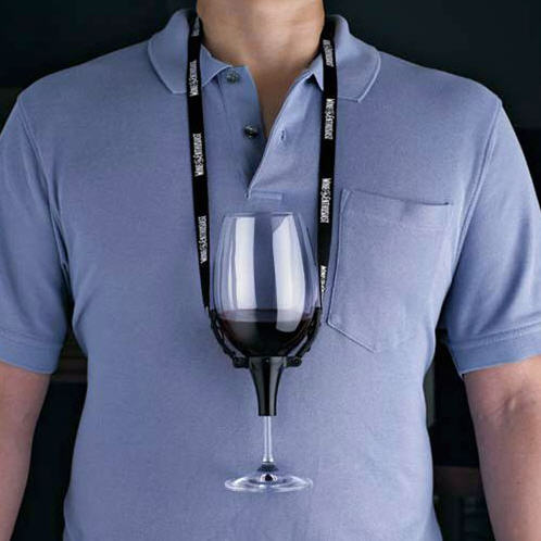 Wine-necklace