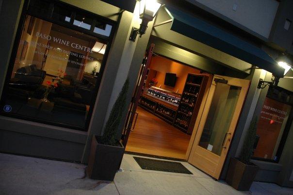 Paso Wine Center