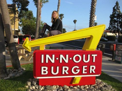 Katie in n out