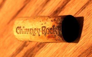 Chimney cork