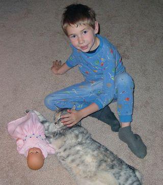 Jake Gray Kitty 2003