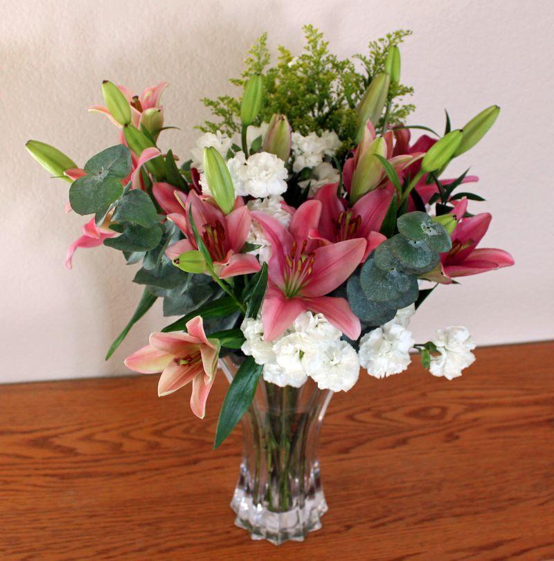 Anniversary Flowers 2011