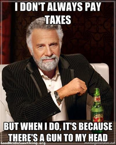 Dos Equis Dont Always Pay Taxes