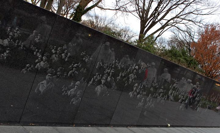 Korea War Memorial 2