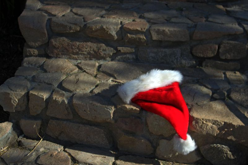 Santa Hat Lost