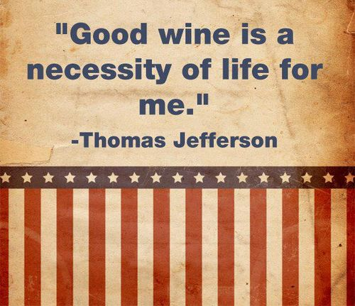 Jefferson Wine 4th
