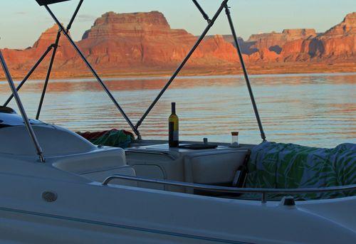 Boat wine