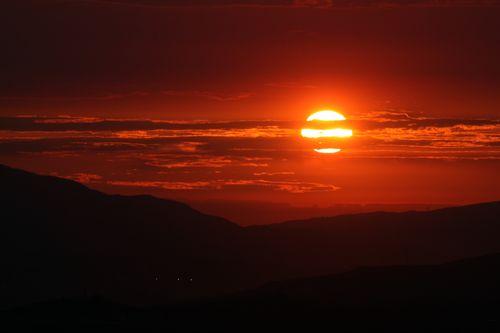 Sunset 08-16-12