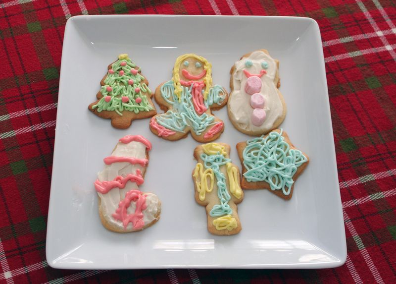 Katie Christmas cookies copy
