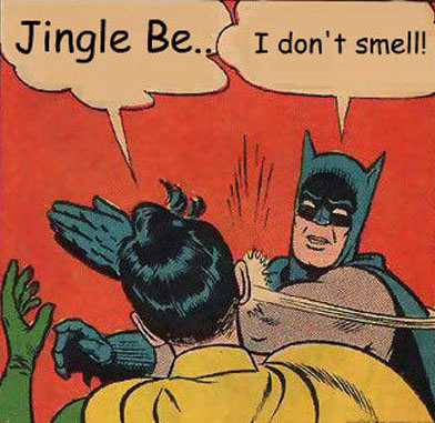 Batman Smells