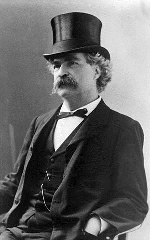 Twain Tophat