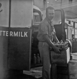 Ray Snell Knudsen Truck circa 1957 3
