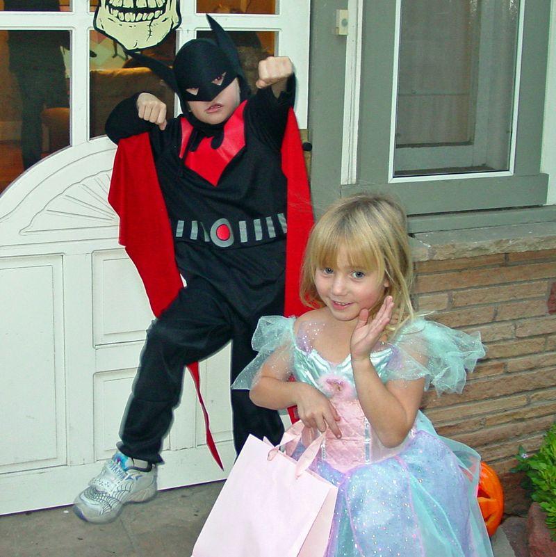 Jake & Katie 2003