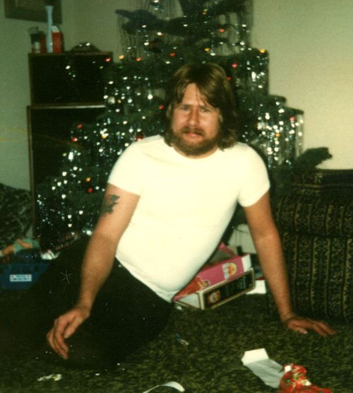 Christmas 1975 or so Please note the high dollar a