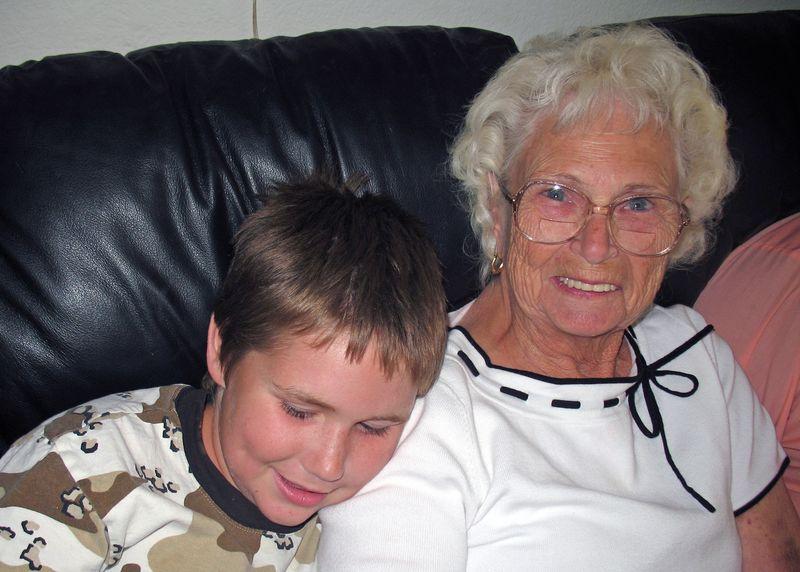 Jake Grandma 2007