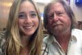 KT DAD Selfie at Fusion