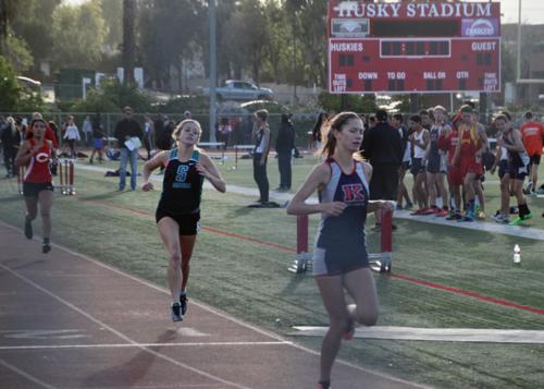 Katie finish 2