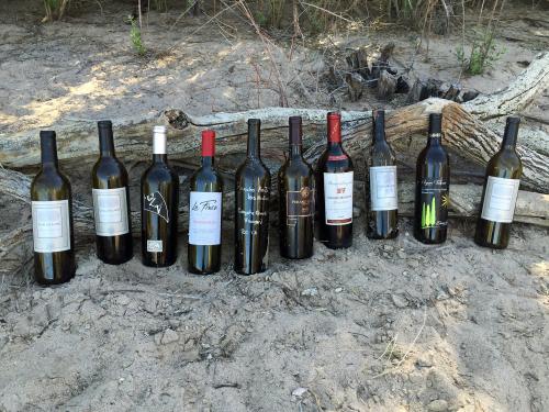 Nine bottles river terry brian
