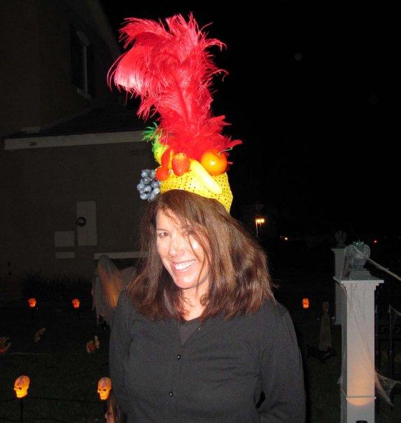 Mrs TWC Halloween 2009