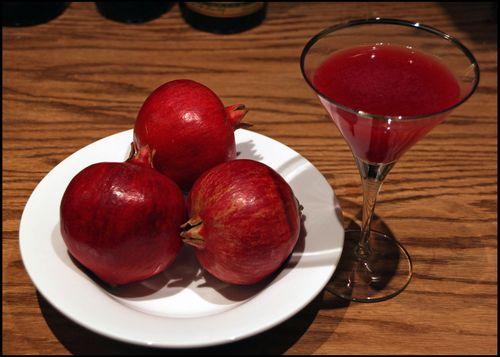 Pomagrante Martini