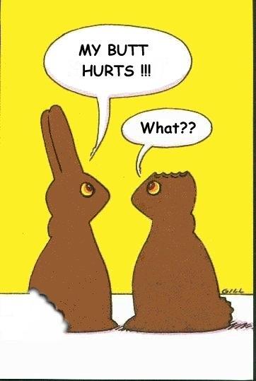 Easterbunnies