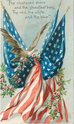 Eagleflagcard