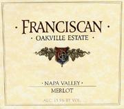 Franciscan2001merlot