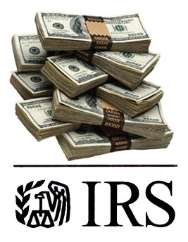 Tax_irs_stack_cash