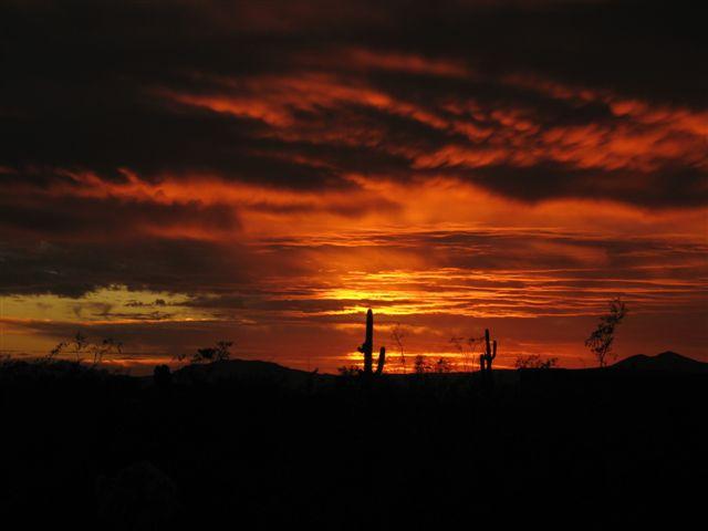 Tucsonsunset